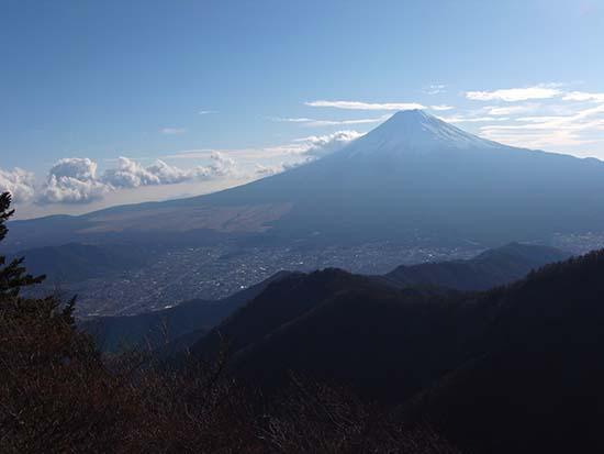 三つ峠 山頂