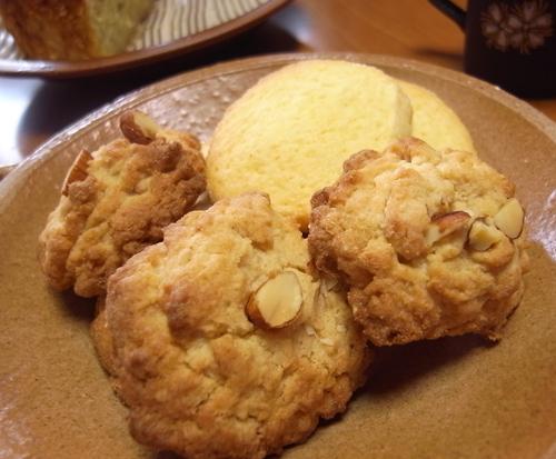 歩ちゃんの手作りクッキー