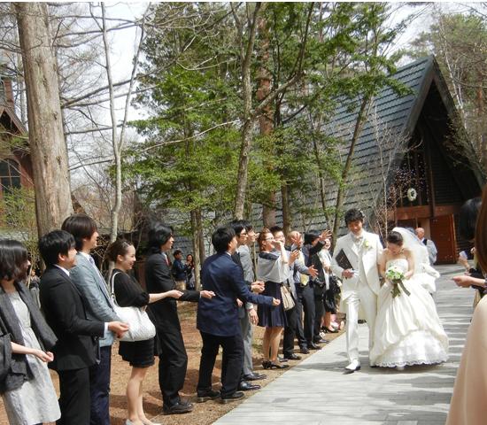 5月2日結婚式